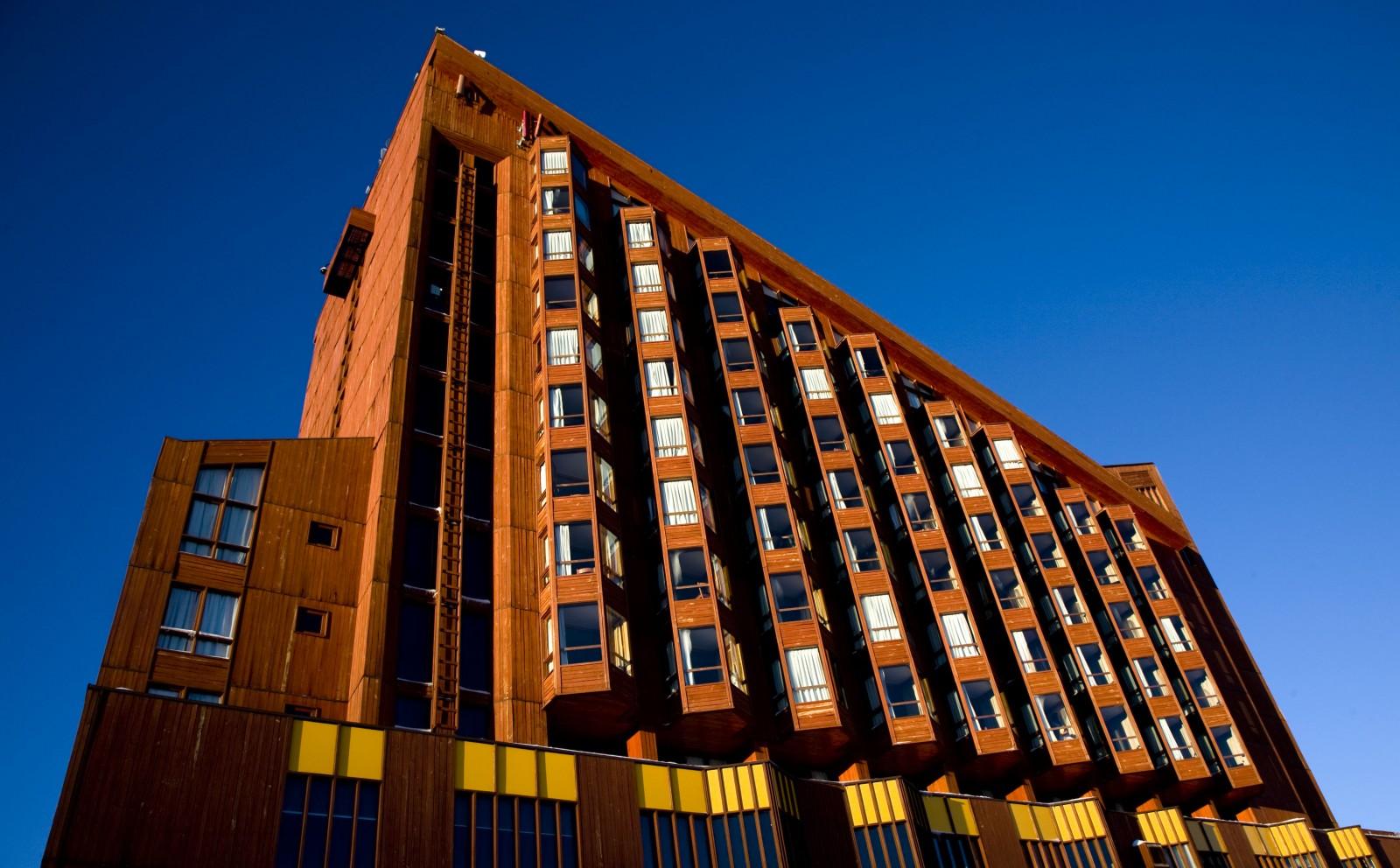 Fotos e imagens do hotel puerta del sol em for Hotel puerta de sol