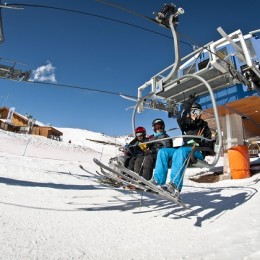 Up to 50% off in Hotels in Valle Nevado with Mastercard