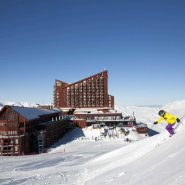 Up to 50% off in hotels in Valle Nevado 2021