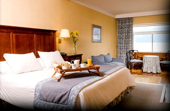 Rooms Of Gran Hotel Pucón
