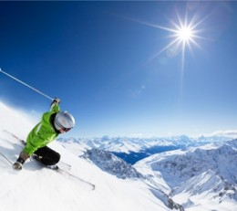 Ski tickets and rentals