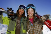 Learn How to Ski Valle Nevado