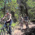 Mountainbike en Termas de Chill�n