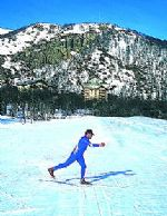 Nordic Skiing at Termas de Chill�n