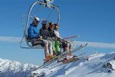 Valle Nevado ski package