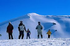 Ski Groups at Valle Nevado